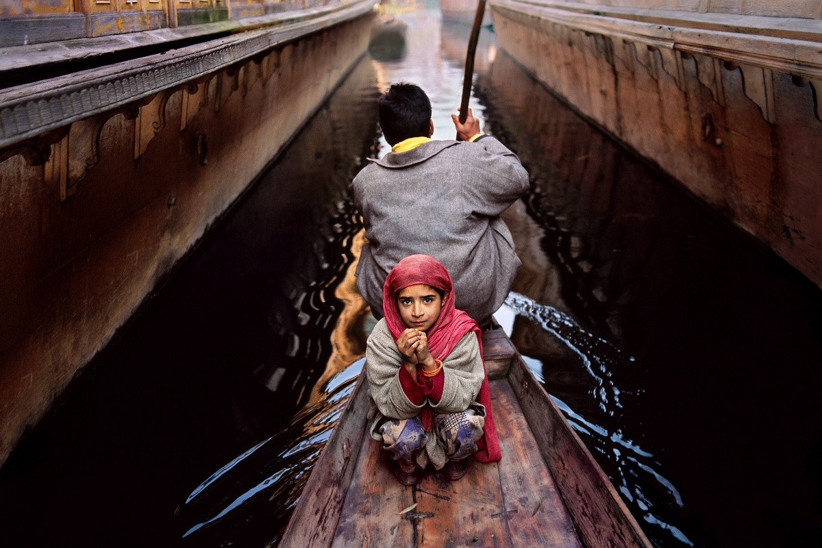 IL MONDO DI STEVE MC CURRY