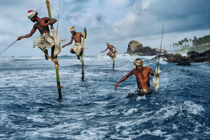 Weligama, Sri Lanka, 1995, copyright_Steve_McCurry