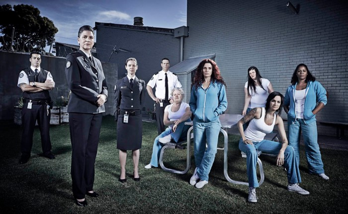Wentworth copertina - © Foxtel, all rights reserved