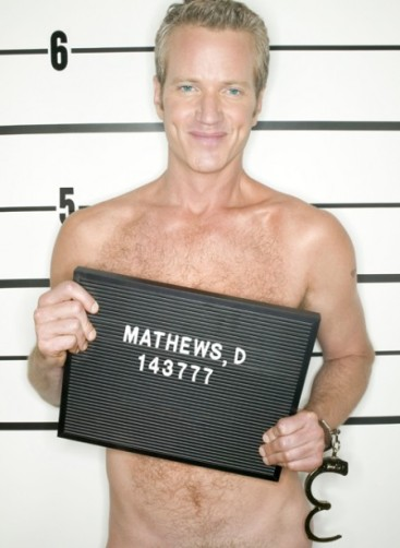 Dan Mathews arrestato