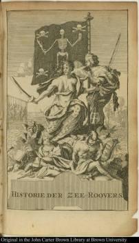 Illustrazione apparsa sulla General History