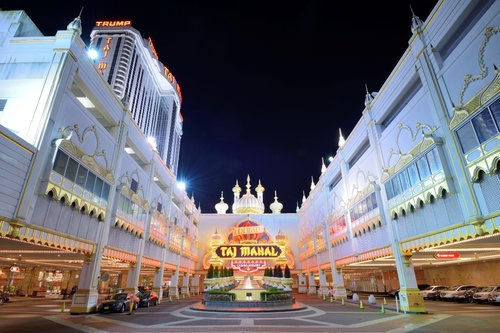 Trump Taj Mahal Casino Resort – Atlantic City, New Jersey, USA