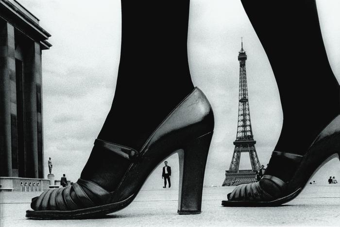 3. Parigi, Scarpe e Tour Eiffel 1974